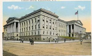 DC - Washington, Patent Office