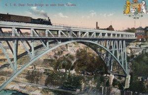 G.T.R. Arch Bridge , Canada , 1900-10s
