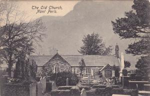 The Old Church, Nant Peris, Cemetery, WALES , 00-10s