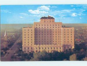 Pre-1980 HOTEL SCENE Regina Saskatchewan SK B2267