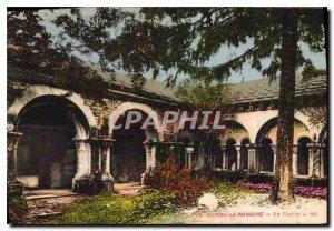 Old Postcard Vaison la Romaine Cloitre the