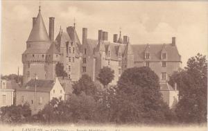 Facade Meridionale, Le Chateau, LANGEAIS (Indre et Loire), France, 1900-1910s