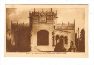 Exposicion Ibero-Americana: Pabellon Real, Sevilla, Spain, 1900-1910s