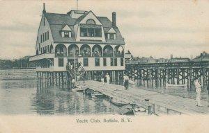 BUFFALO ,  New York , 1901-07 ; Yacht Club
