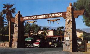Death Valley California~Furnace Creek Ranch~Nice 1950s Cars~Station Wagon~PC