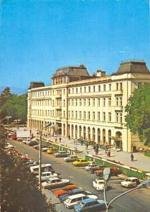 Romania Sibiu Hotelul Bulevard Hotel Cars Voitures