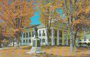 Windham County Couyrt House Newfane Vermont