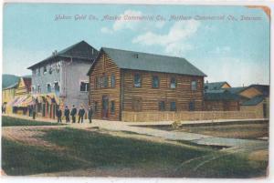 Yukon Gold Co. Alaska Comm Co. NW Comm Co. Dawson