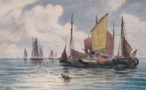 TUCK #6277; EASTBOURNE, East Sussex, England, United Kingdom, 1900-10s; Fishi...