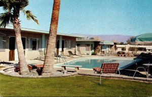 California Rancho Mirage Desert Holiday Hotel Apartments