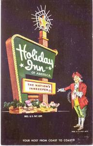 Holiday Inns Generic Card