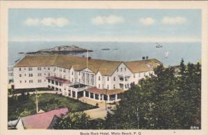 Boule Rock Hotel, Metis Beach, P.Q., Canada, 1930-40s