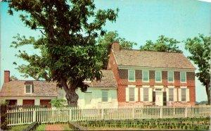 Dover DE John Dickinson Mansion Postcard unused (16416)