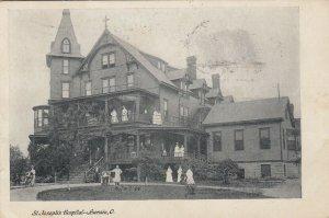 LORAIN, Ohio, 1908 ; St Joseph's Hospital