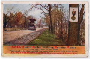 Case Steam Roller