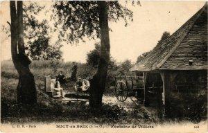 CPA Sucy en Brie - Fontaine de Villiers (275472)