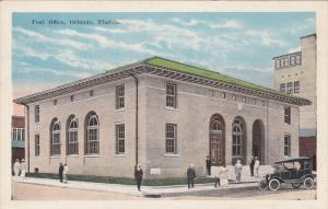 Post Office , ORLANDA , Florida , 1910s