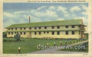Fine Guest House, Camp Breckinridge Morganfield KY Unused