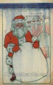 Santa Claus Postcards Post Card