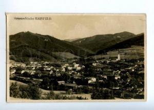 151910 Austria HAINFELD Railway Station Sommerfrische Vintage