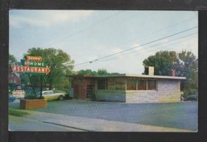 Jone's Kentucky Home Restaurant,Bardstown,KY Postcard