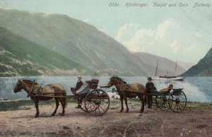 Odde. Hardanger, Karjol and Cart , Norway , 00-10s