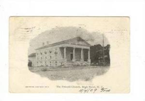 The Friends Church, High Point, North Carolina, PU-1909