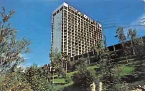 Los Angeles California~Sheraton Universal Hotel~1964 Postcard