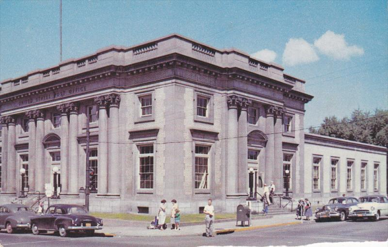 U.S. Post Office, Classic Cars, BUTLER, Pennsilvania, 40-60's