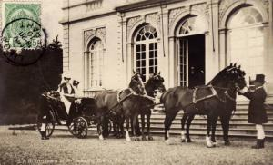 RP; S.A.R. Madame la Princesse Clementine de Belgique, PU-1910