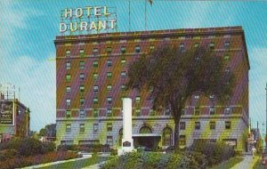 Michigan Flint Durant Hotel