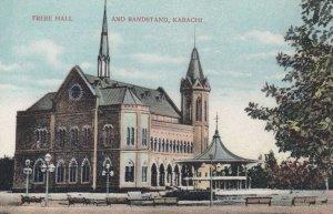 KARACHI , India , 00-10s ; Frere Hall & Band Stand