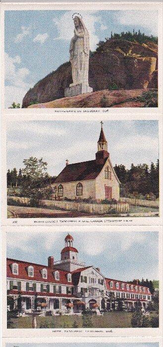 Montreal-Saguenay , Quebec , Canada , PU-1946