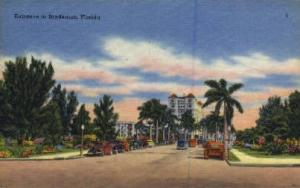 Entrance Bradenton FL 1961