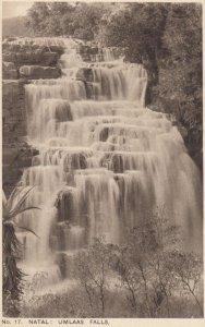 NATAL , South Africa , 00-10s ; Umlaas Falls
