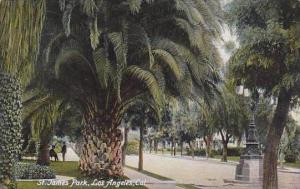California Los Angeles Saint James Park