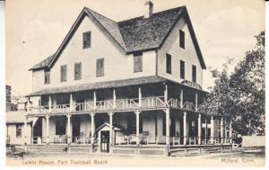 Larkin House, Fort Trumbull Beach 1911