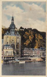 Belgium Dinant Vue sur la Cathedrale