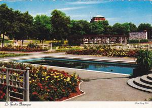 Canada Botanical Garden Montreal