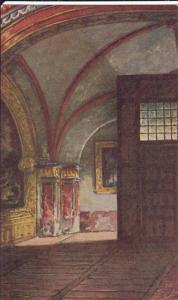 Interior De La Iglesia De Tepotzotlan, Tepotzotlan, Mexico City, Mexico, 1900...