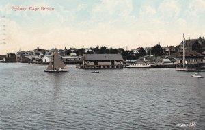 SYDNEY , Cape Breton , Nova Scotia , Canada , 1909