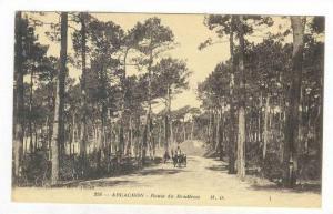 Route Du Moulleau, Arcachon (Gironde), France, 1900-1910s