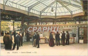 Postcard Old Vichy Source Chomel
