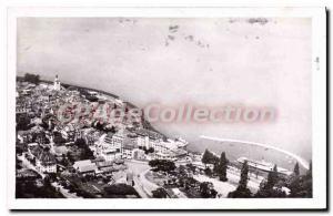 Old Postcard Evian Les Bains and Lake Leman