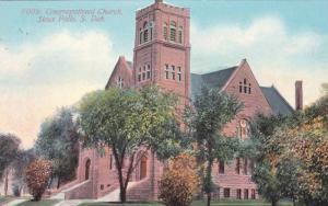 Street view,Congregational Church, Sioux Falls,South Dakota,00-10s