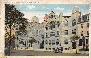 Temple University Philadelphia, Pennsylvania PA