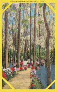 South Carolina Charleston Cypress Gardens