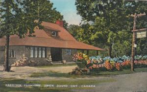 OWEN SOUND , Ontario , 1910s ; Harrison Park Inn