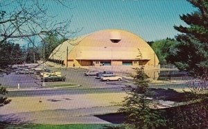 Snively Arena & Outdoor Swimming Pool University Of New Hampshire Durham ...