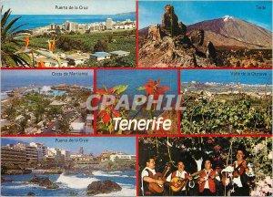 Postcard Modern Tenerife